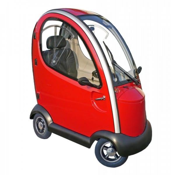 Mars Elektromobil bei Ruhrrollt