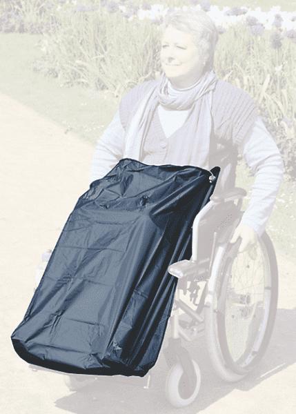 Beinschutzdecke bei Ruhrrollt